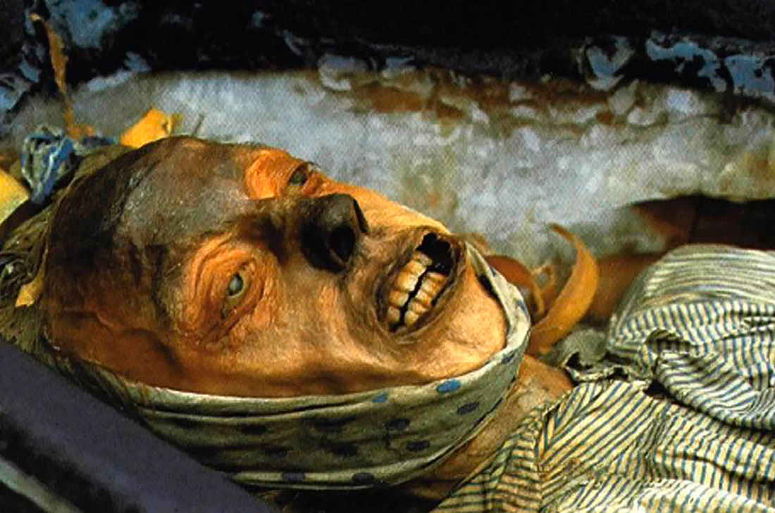 John Torrington, The best preserved body in the world