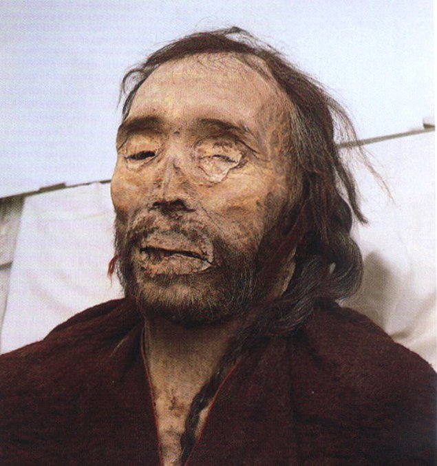 The Cherchen Man, The best preserved body in the world
