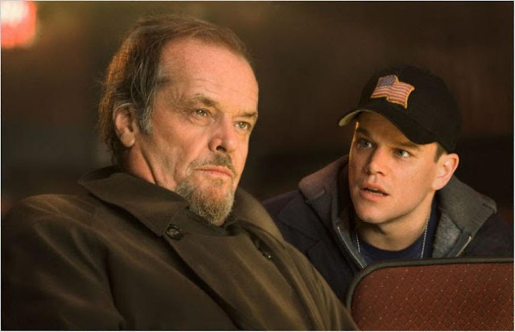 The Departed 2006 Hollywood remake by Martin Scorsese