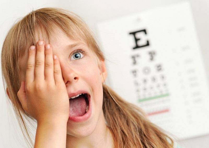 FAQ About Kids Lazy Eye Vision Problem. Amblyopia information