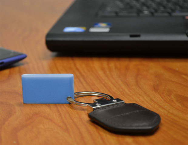 Data security using wireless smart key - GateKeeper Enterprise