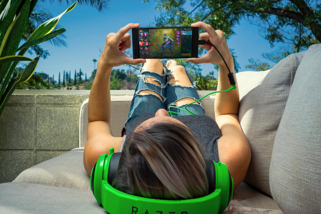 Razer Smartphone For Gamers – Android Phone for Mobile Gamers