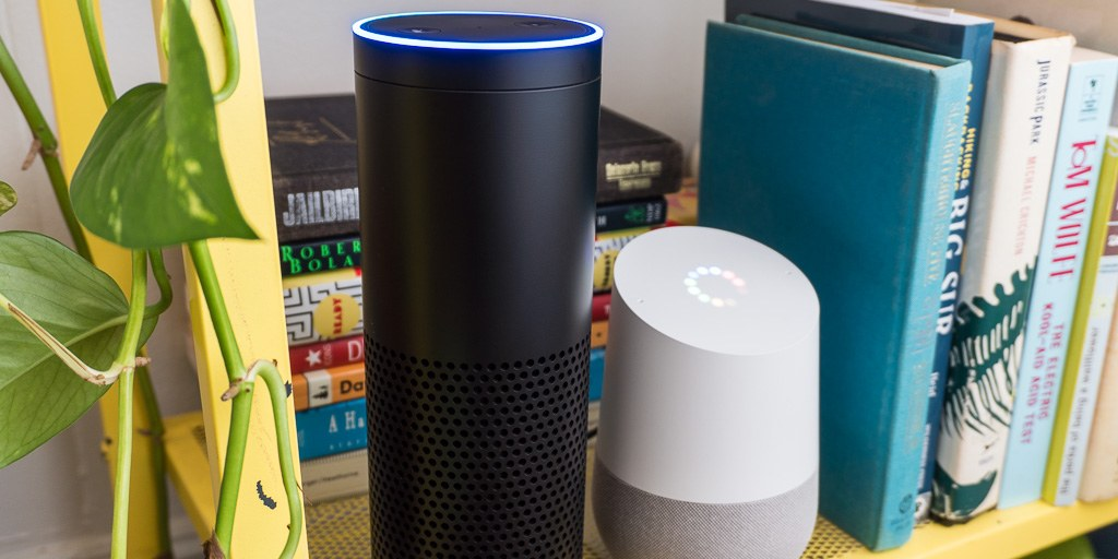 Google Home vs Amazon Echo Smart compact speakers make google home is better than Amazon Echo