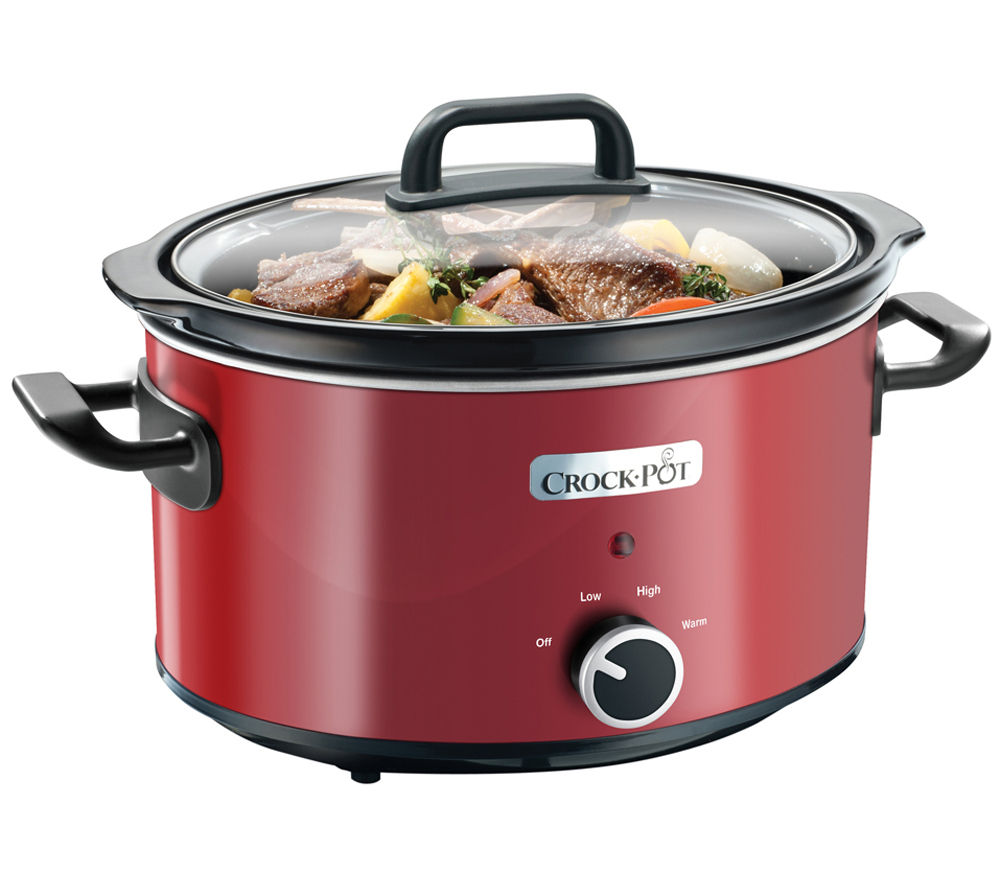 Crock Pot Slow Cooker - Kitchen gadgets tools for Your Kitchen