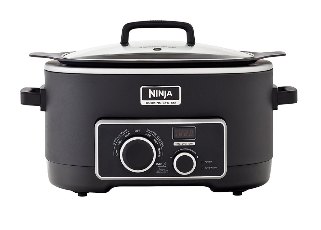Ninja 3 in 1 Cooking System - High Tech Kitchen Gadgets Gift Ideas for Women