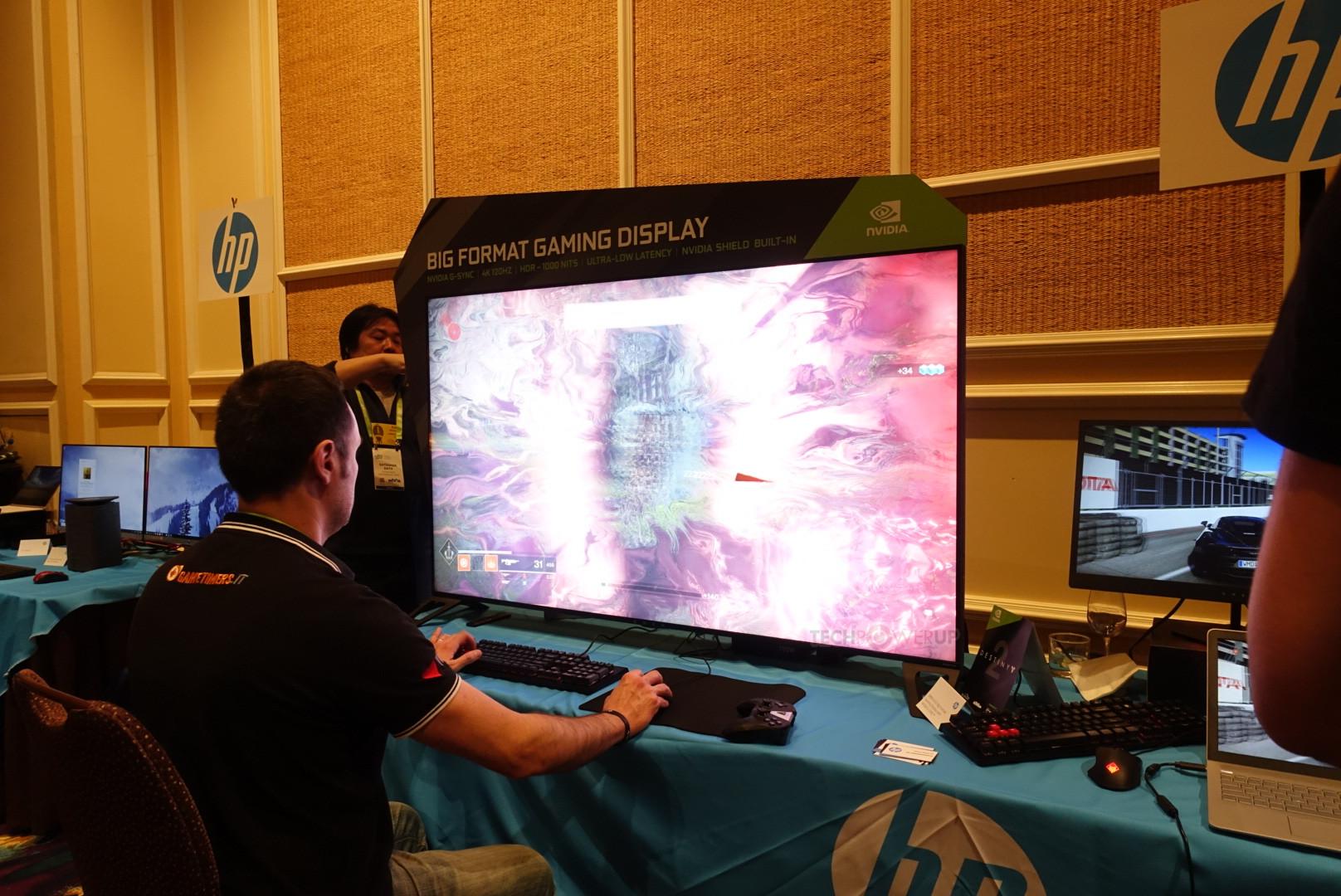 Nvidia BFGD Monitor