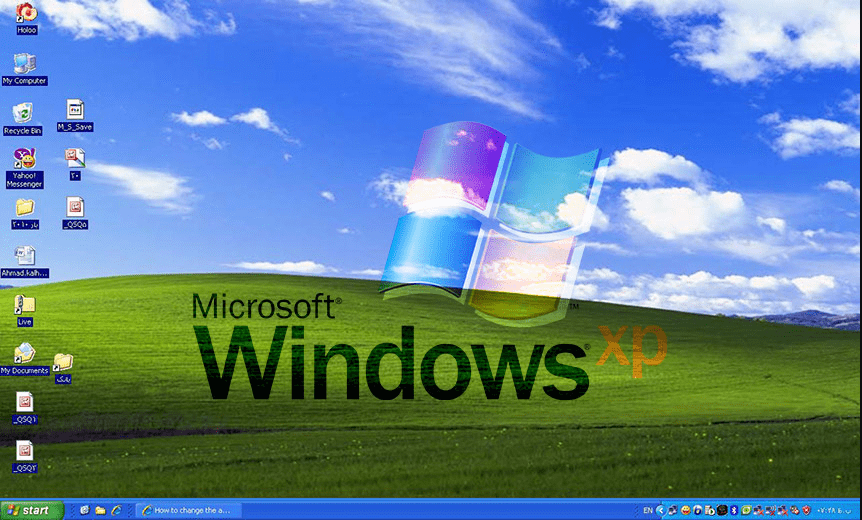 Windows xp iso