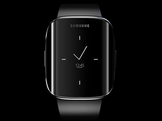 samsung gear s4 design