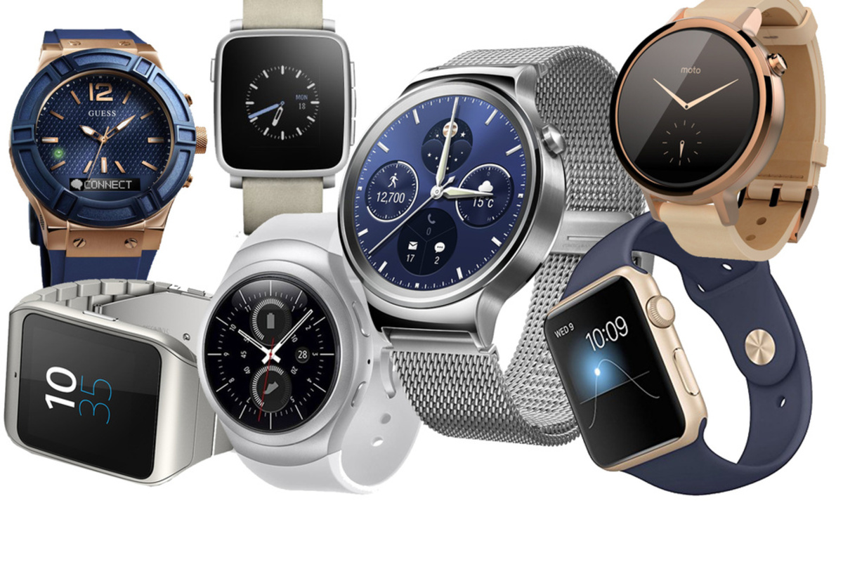 Top Smartwatches to Buy in 2018