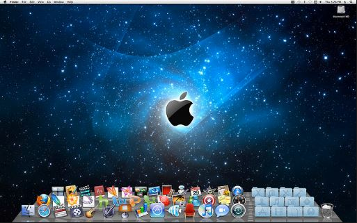 Mac OS Lion Features