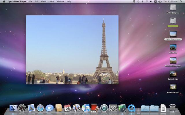 Mac OS Snow Leopard ISO