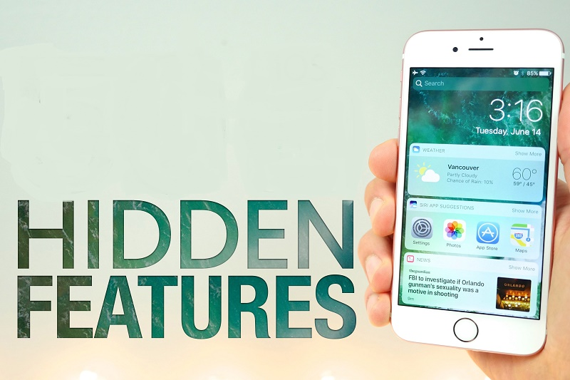 Hidden iPhone features and iPhone Hacks you probably don't know
