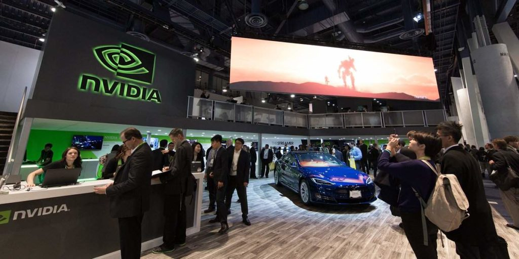 Nvidia partners with Uber and Volkswagen