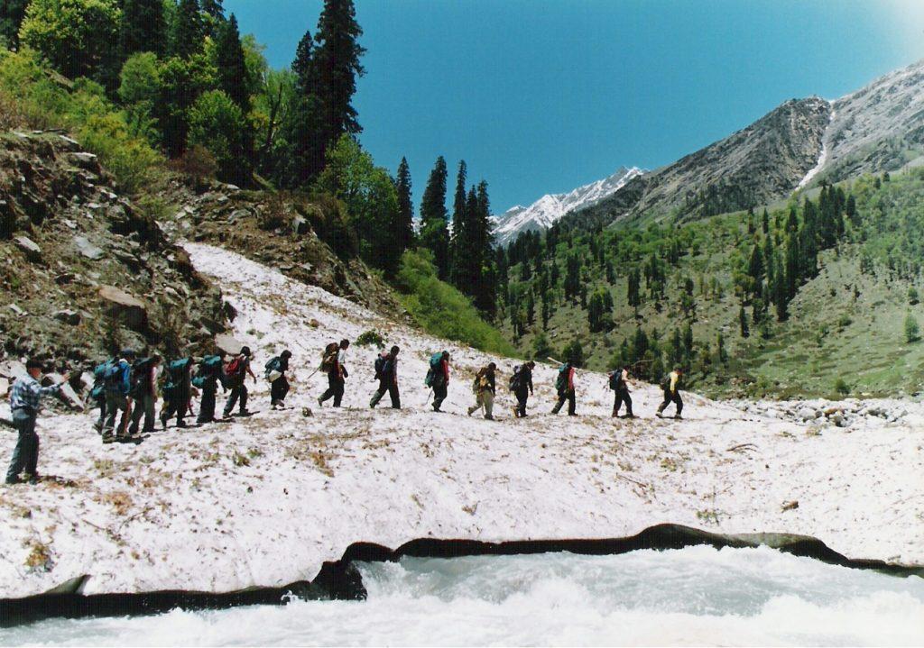 Himalayan Treks Gaumukh Tapovan trek