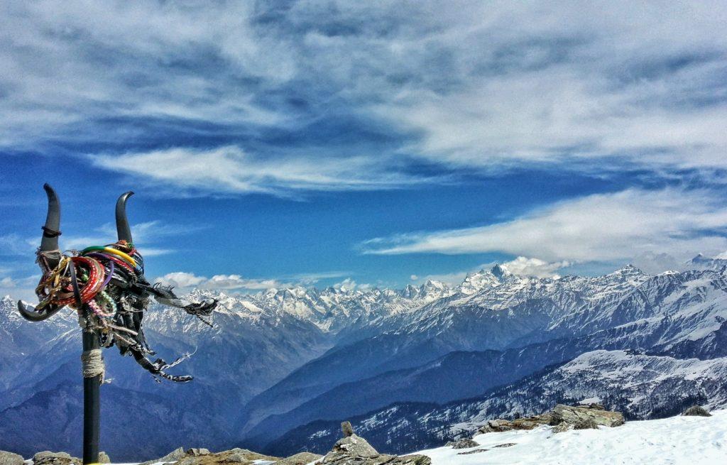 Himalayan treks Kedarkantha trek