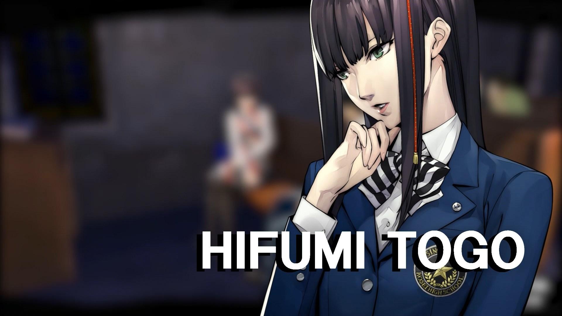 Hifumi Togo, Persona 5