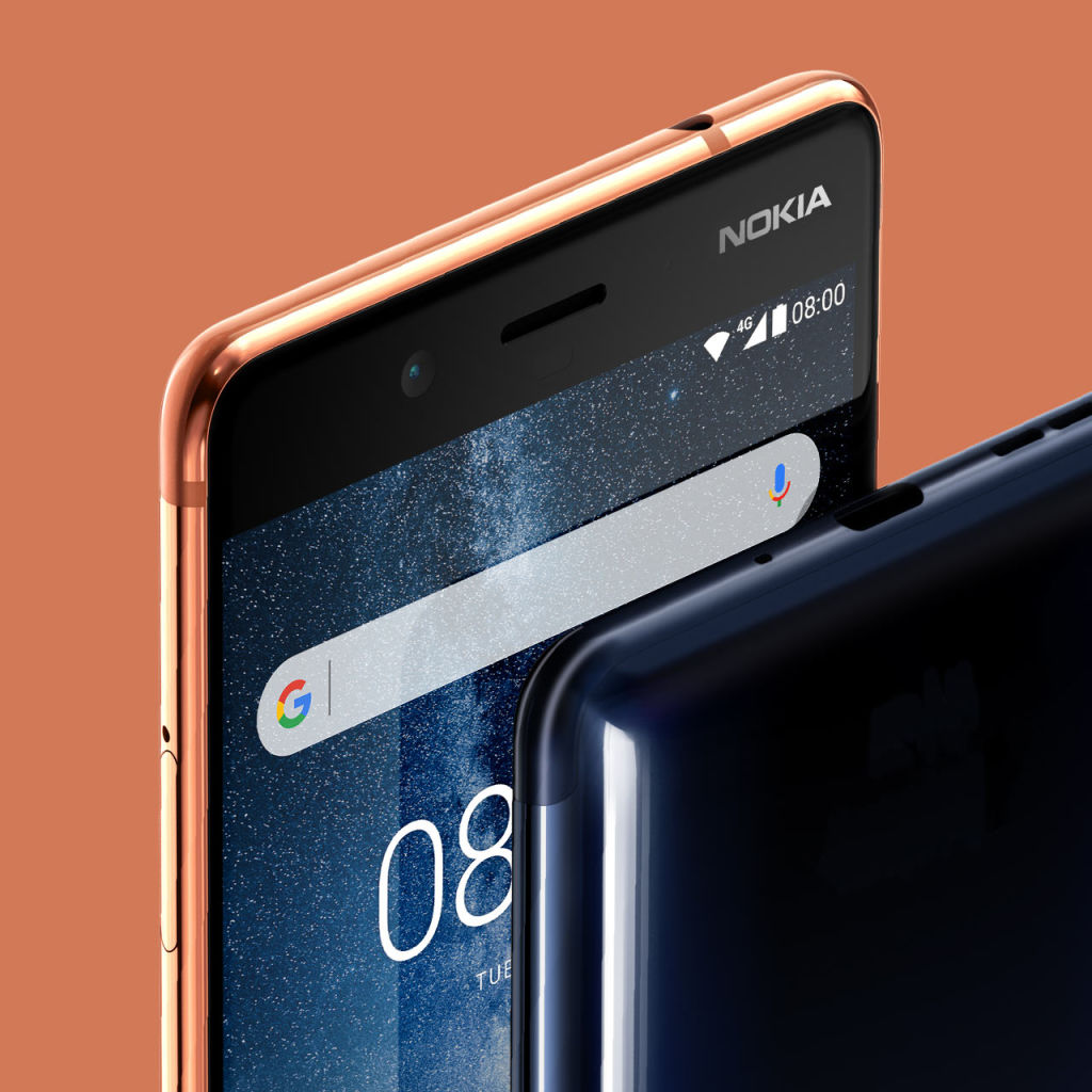 Nokia 8 Sirocco Specifications, Price, Release Date, Features, Highlights & Images