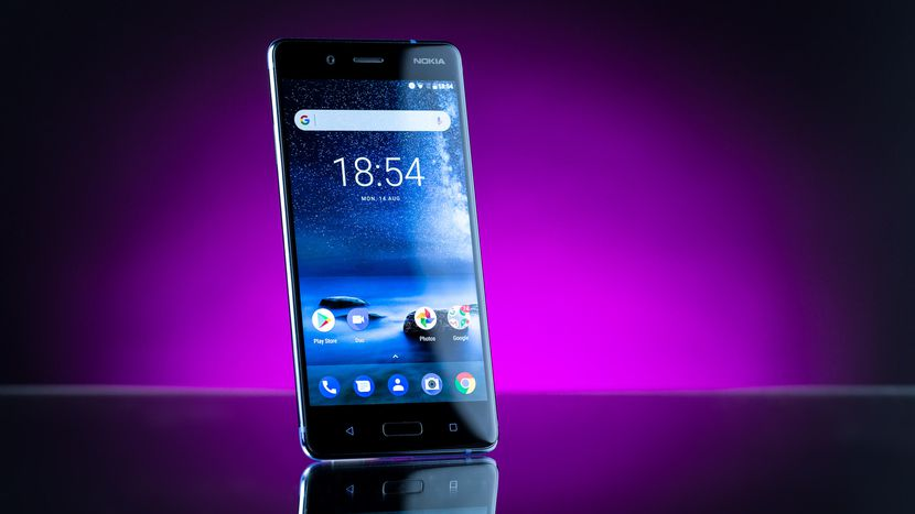 NOKIA 8 Features and Specifications