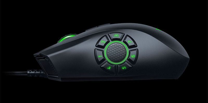 Razer Naga Hex for League of Legends