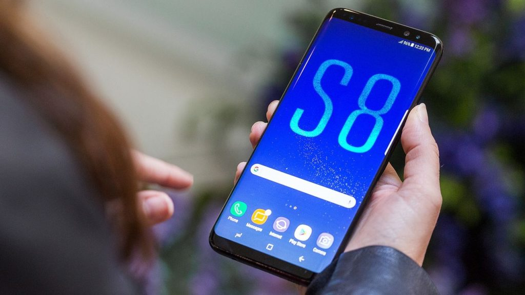 Compare Samsung Galaxy S8 and S9