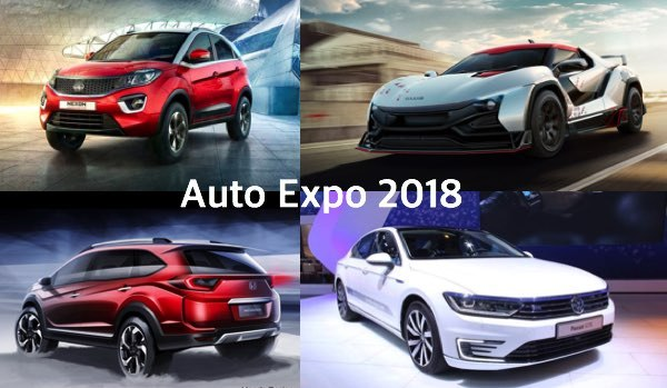 Top 5 Cars in Auto Expo 2018