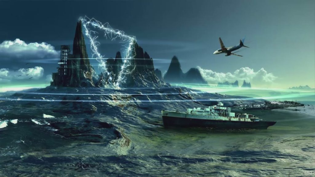 interesting facts about Bermuda Triangle