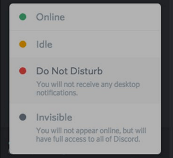 How To Be Invisible in Discord