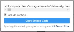repost videos on Instagram