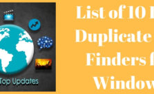 10 Best Duplicate File Finders for Windows