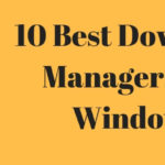 list of download manager for windows