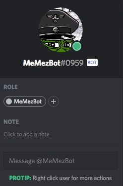 useful Discord Bots