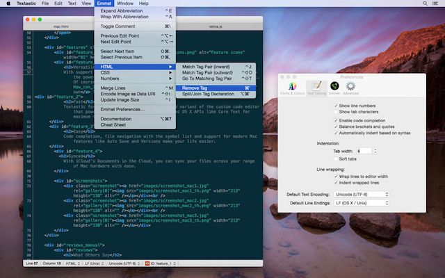 Alternatives to Notepad++ for macOS