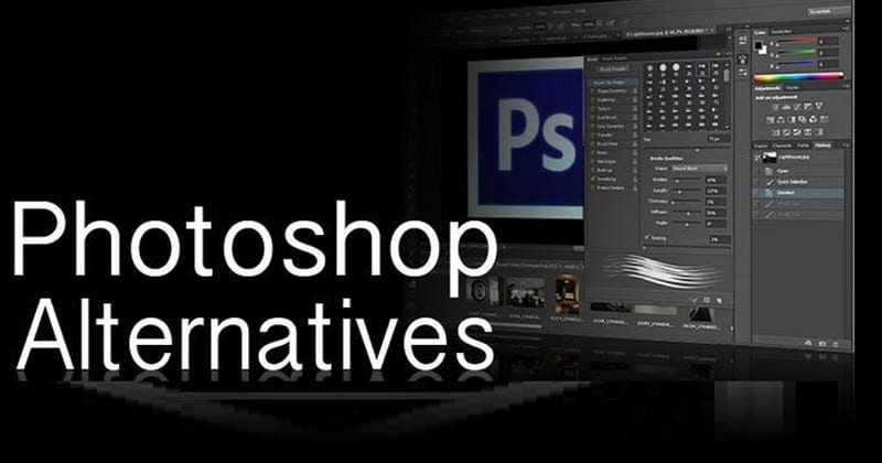 12 Best Photoshop Alternative of all time