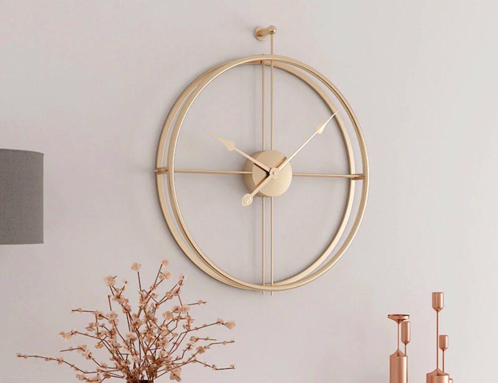 quiet type Wall Timepiece