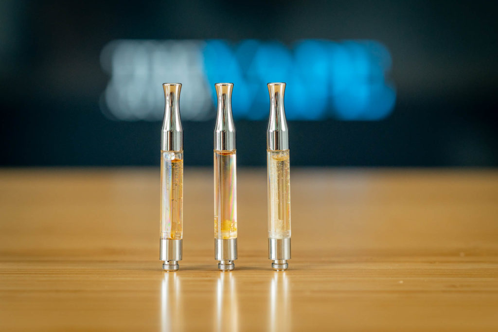 CBD Oil Vape Cartridges